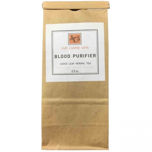 WE CARE 365 BLOOD PURIFIER