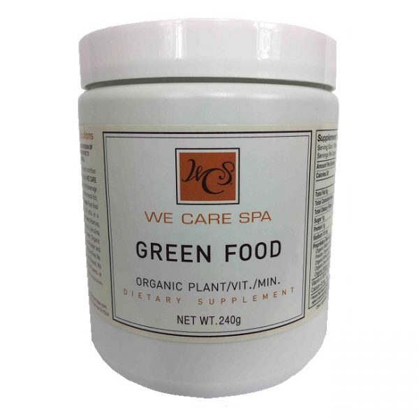 WE CARE 365 GREEN FOOD 6-month Autoreorder