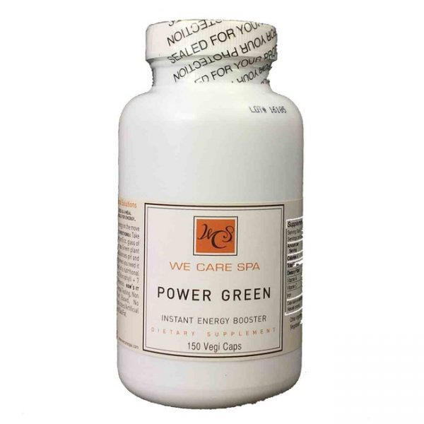 WE CARE 365 POWER GREEN