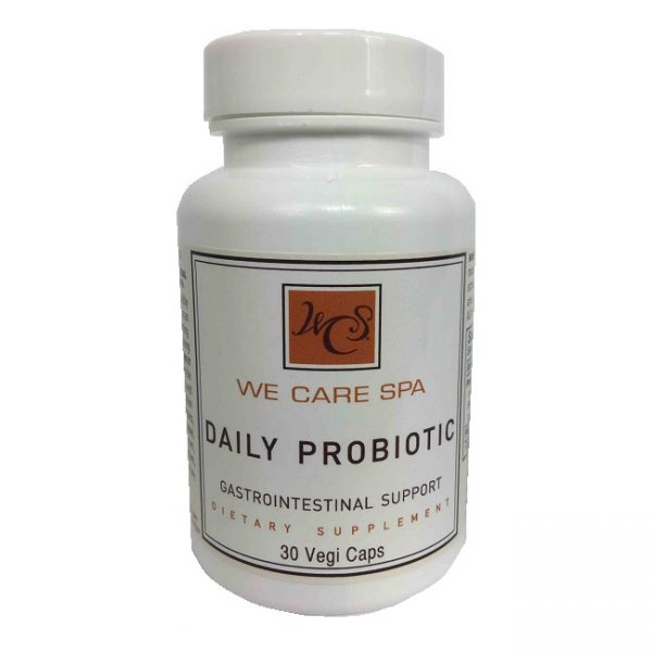 WE CARE 365 DAILY PROBIOTIC