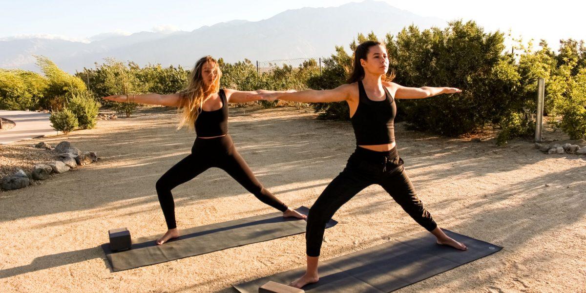 we care spa yoga classes